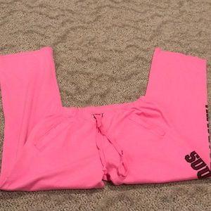 PINK Victoria's Secret Pants - Victoria's Secret PINK boyfriend pant USC-XS